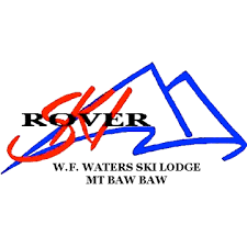 W.F. Waters Ski Lodge Logo